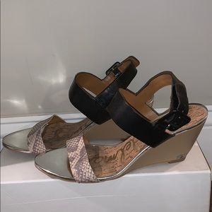 Sam Edelman Sutton wedge sandal